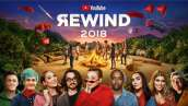 YouTubers and Fortnite make up the Rewind 2018 thumbnail